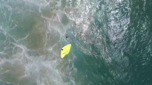 世界初!オーストラリアでドローンが少年を救う。